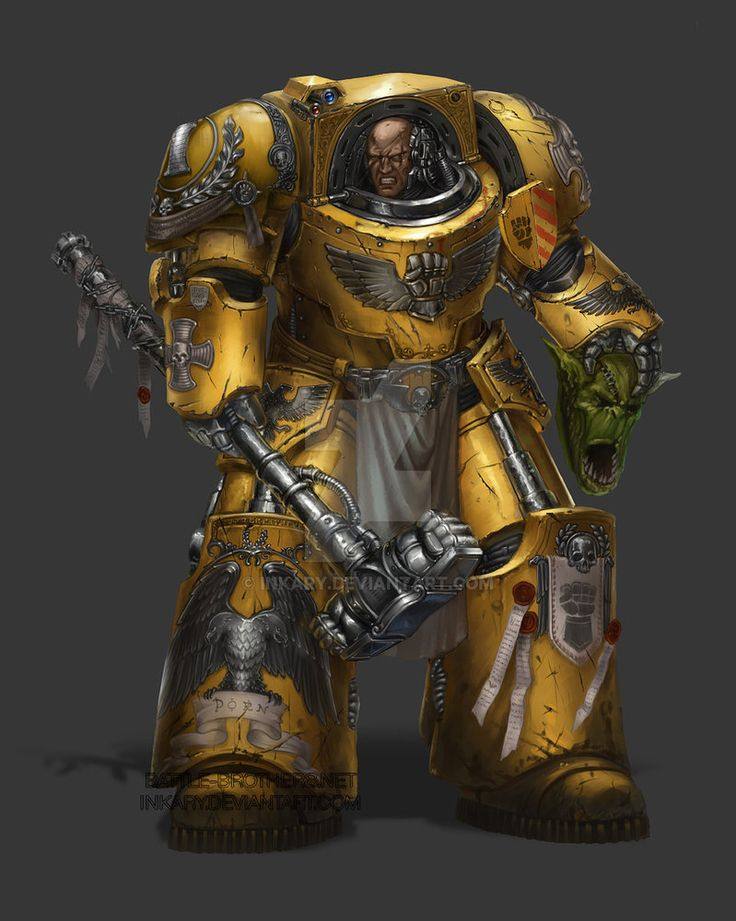 369 best images about 40k vii legion imperial fists on pinterest world bulletin miniature - Imperial fists 40k ...