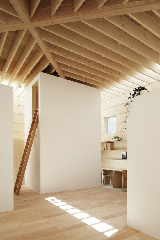 Light Walls House By MA Style Architects In Japan: Simple White Box From The Amazing Ideas