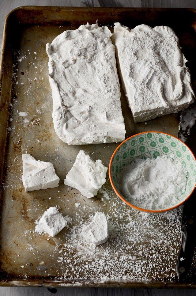 Homemade Marshmallow | Christmas Love.. | Pinterest