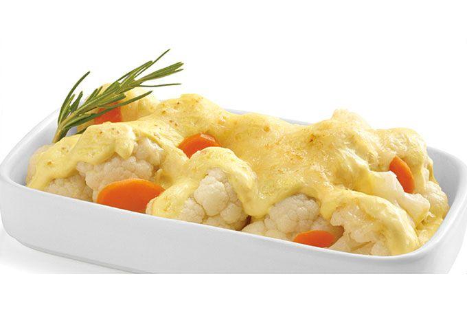 Prepara una deliciosa coliflor gratinada con Philadelphia de manera fácil y rápida con neustra receta. ¡Tus platillos de ricos a deliciosos!