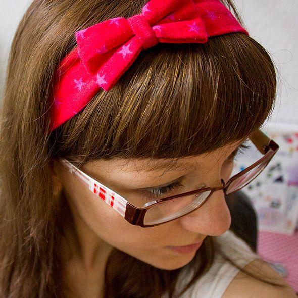 Haarband mit Schleife  Nähanleitung: http://www.kreativlaborberlin.de/diy-anleitung-haarband-mit-schleife-in-5-groessen-baby-bis-erwachsene/