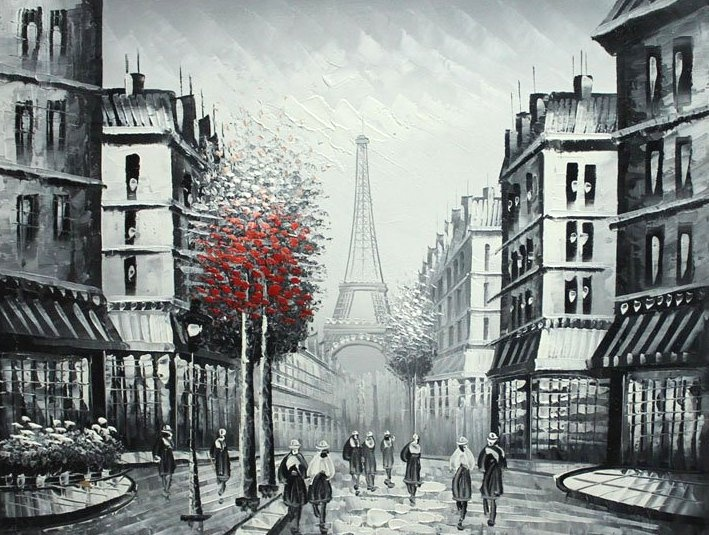 12 Best Images About Streetscape Paintings On Pinterest ...