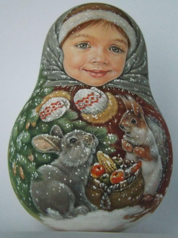 Авторская 1 вида русская Roly Poly-матрешки, как reborn Baby куклы художник usachova | Куклы и мягкие игрушки, Куклы, По типу | eBay!
