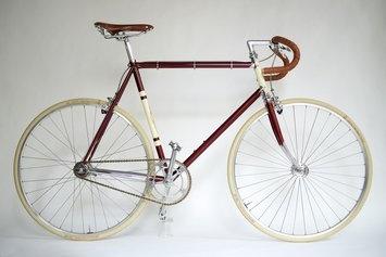 Stahl Rennrad, Singlespeed, Fixie, Randonneur und Vintage Classic Bike Raritäten :: Limited Edition Bikes