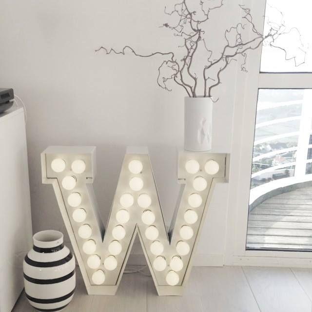 Seria Vegaz marki Seletti - świecący alfabet ! → http://bit.ly/1ygQqfH