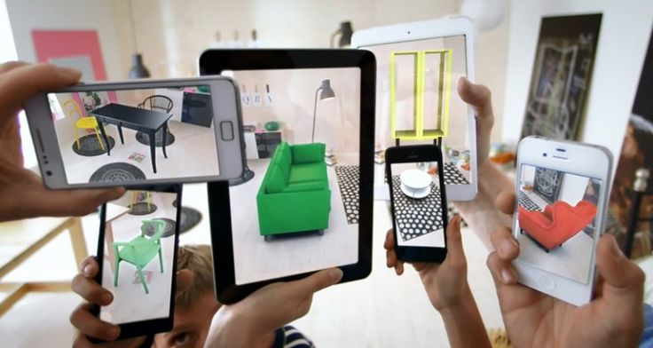 Artırılmış Gerçeklik (Augmented Reality) teknolojisi - Artırılmış gerçeklik yani Augmented Reality,  günümüzün en…