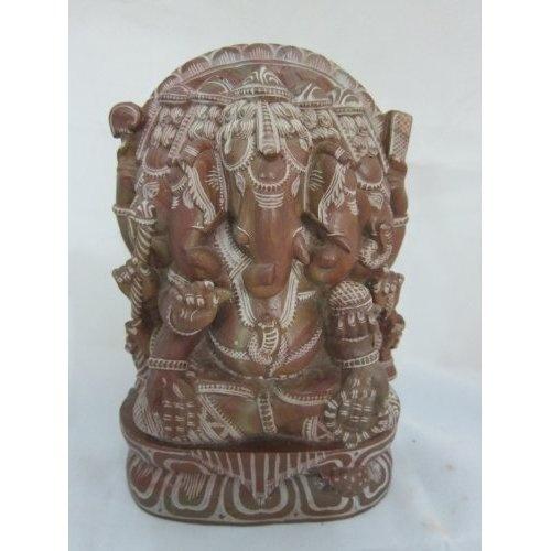 Best ganesha stone statue images on pinterest rock