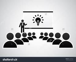 Image result for presenting an idea