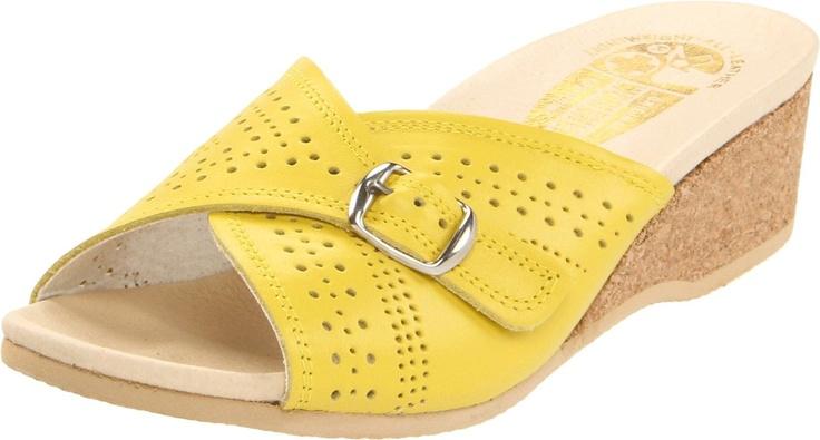Worishofer in yellow