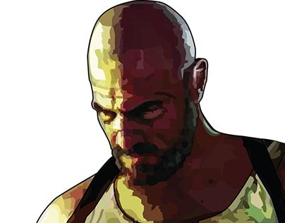 """Check out new work on my @Behance portfolio: """"Max Payne Vector"""" http://be.net/gallery/44073649/Max-Payne-Vector"""