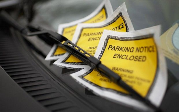 Fake Parking Tickets | Bad For My Wallet