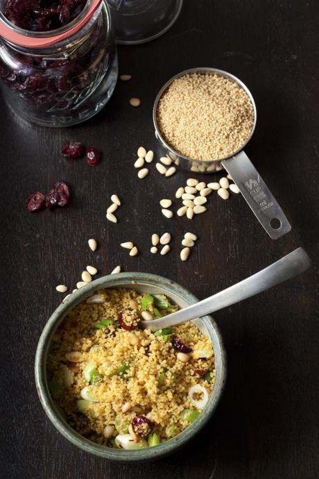saffron couscous | To Eat | Pinterest