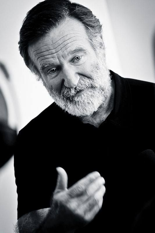Robin Williams.....another all-timer for me