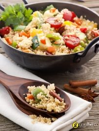 λαχανικά, πλιγούρι, σαλάτα, Ανοιξιάτικες συνταγές