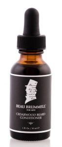 Cedarwood Beard Oil Conditioner For Men By Beau Brummell