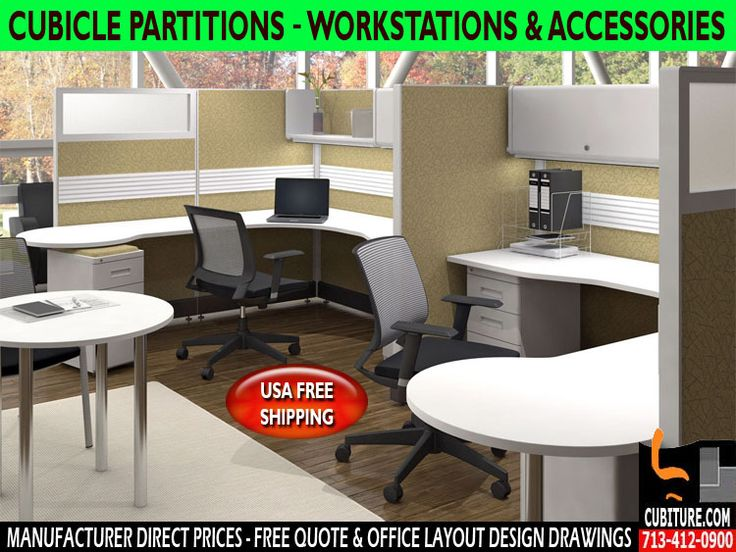 Best Cubicles Images On Pinterest Office Furniture Office