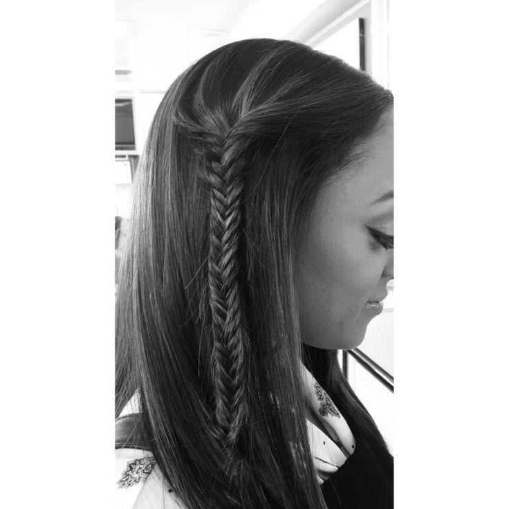 Fish Braid #Braids | Tia Mowry | 16 Hair & Style | Braids ...