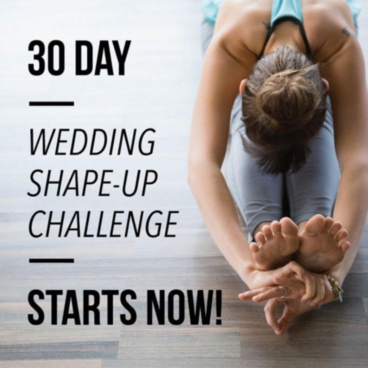 BRIDES' 30-Day Wedding Workout Plan | Brides