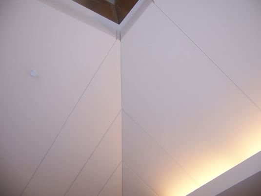 Wall Technology New Dimensions Acoustical Ceiling Panels