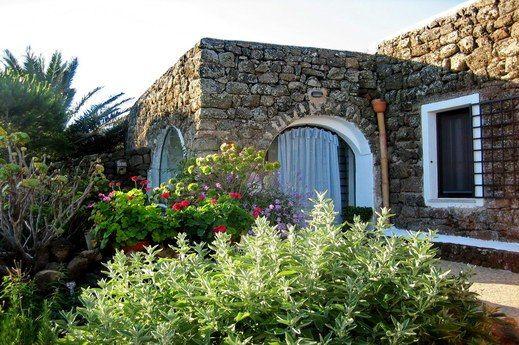 Damusa on Pantelleria island
