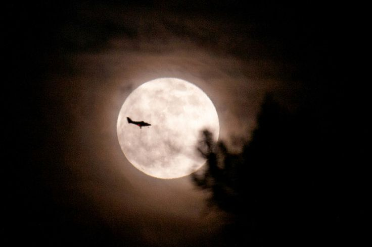 Today is Friday the 13th and a full moon. That won't happen again until 2049 - Vox