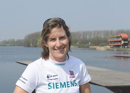 Sportsister meets Katherine Grainger