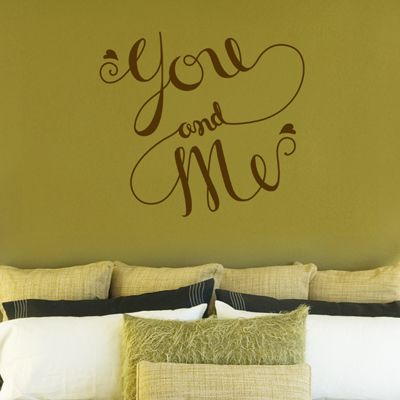 49 best Love - Wall Stickers & Decals images on Pinterest | Wall ...