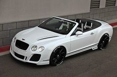 2007 Bentley Continental GT 2dr Conv