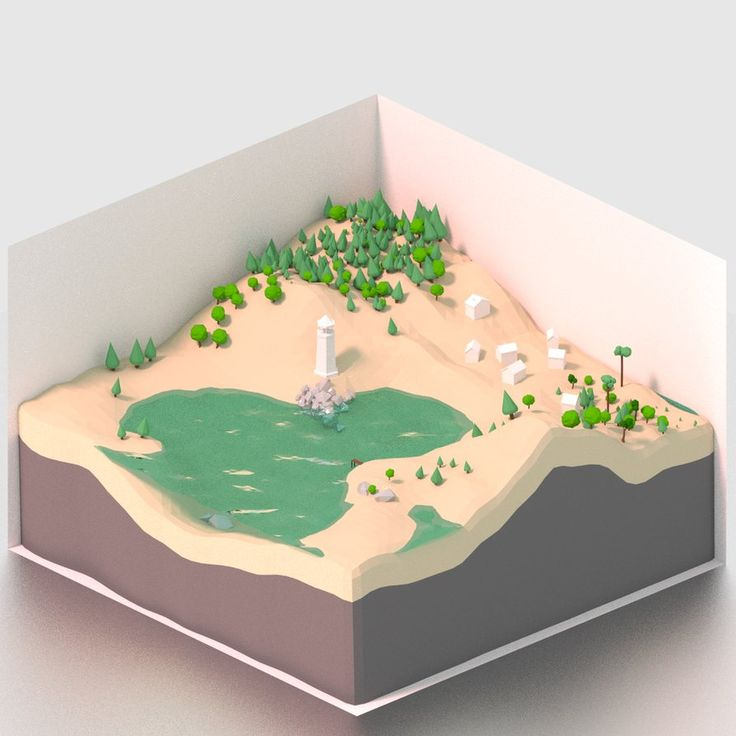 low poly tutorial blender - Google Search