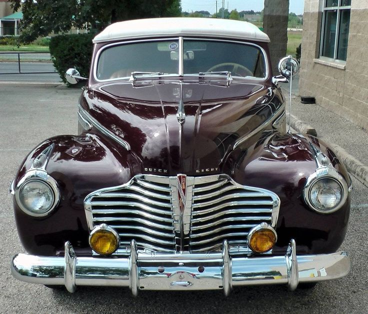Buick Cars For Sale: 319 Best Buick 1941 Images On Pinterest