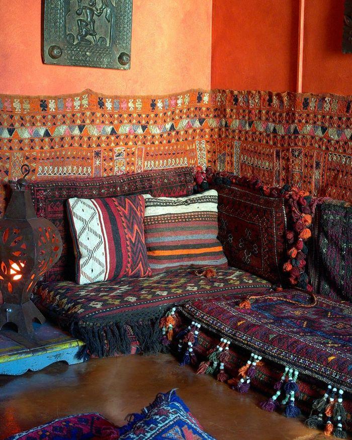 Die besten 25+ Orange wandfarben Ideen auf Pinterest Graue - wohnzimmer gestalten rot
