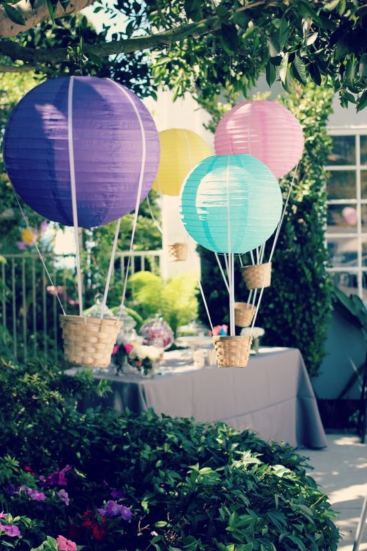 Love This Crazy Life // Up, Up & Away 1st birthday party