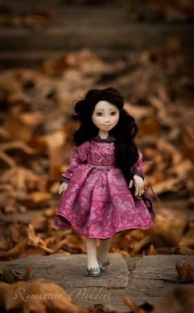 Leyla | Romantic Wonders Dolls