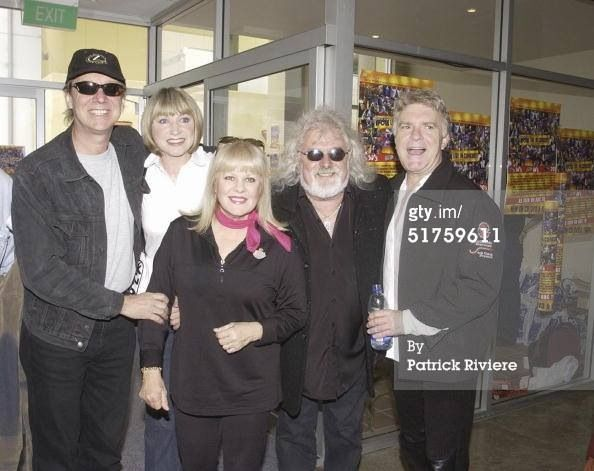 Brian Cadd Billy Thorpe and Little Patty