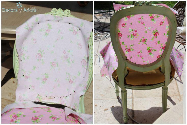 Best 25 tapizar muebles ideas on pinterest sillas de - Como tapizar un sofa paso a paso ...