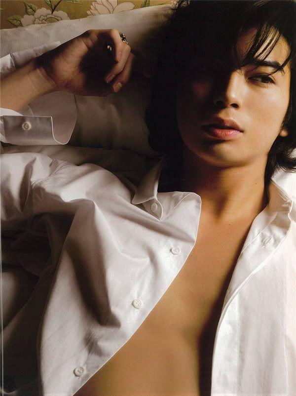 Matsumoto Jun ♥ J-Pop group Arashi ♥ 2013 Lucky Seven ♥ Hana Yori Dango (Boys Over Flowers) ♥ 2003 Kimi Wa Petto (You're My Pet)