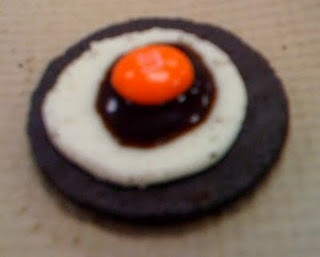 Students construct the layers of the Earth (inner core, outer core, mantle, and crust) using an Oreo, some chocolate syrup, and a small candy piece. This is such an exciting activity to use when teaching a lesson on the layers of the Earth.