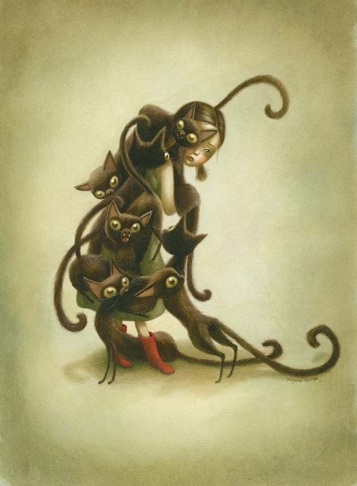 """""""Benjamin Lacombe is a French author and illustrator born in Paris on July 12th, 1982. He is one of the head representatives of the new French illustration."""""""