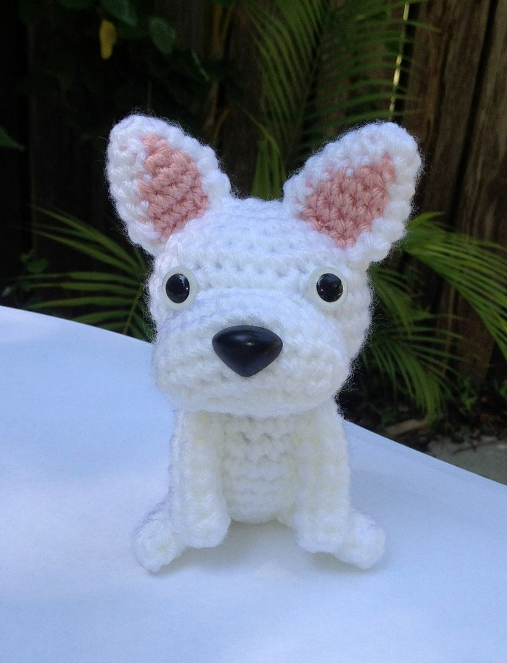 Amigurumi Bulldog Pattern : 21 best images about French bully diy on Pinterest ...