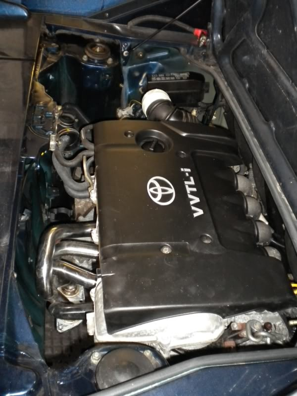 Toyota MR2 AW11 with Woodsport Engine Swap 2ZZGE from