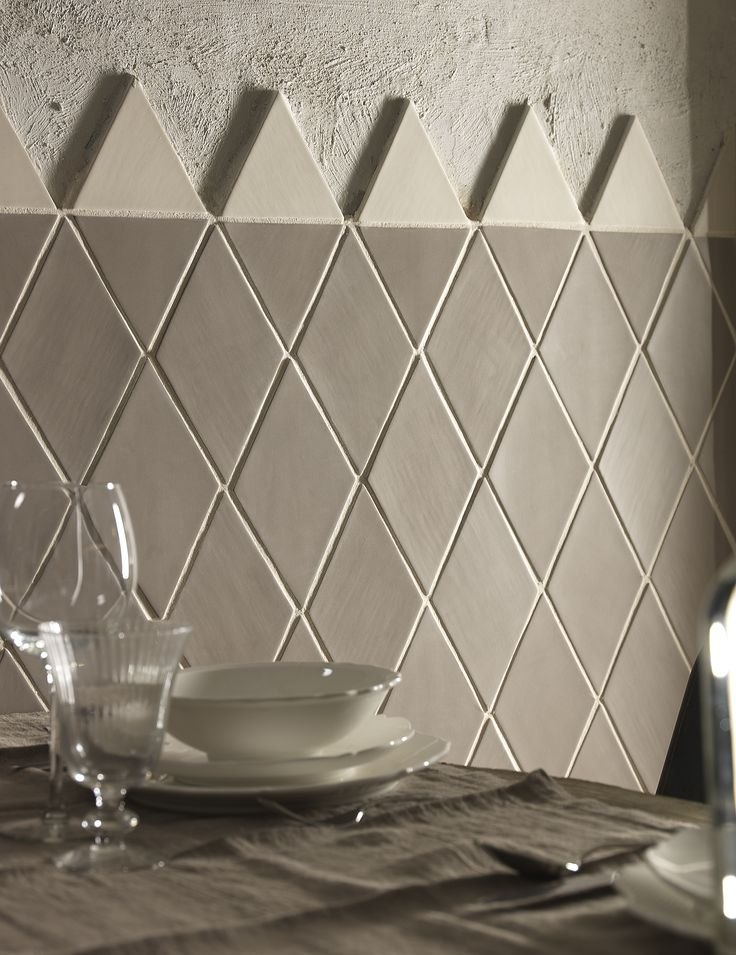 42 best geomat images on pinterest room tiles subway tiles and diamond and triangle shaped wall tiles from solus ceramics global range modern chic and contemporary kitchen splash back or bathroom malvernweather Choice Image