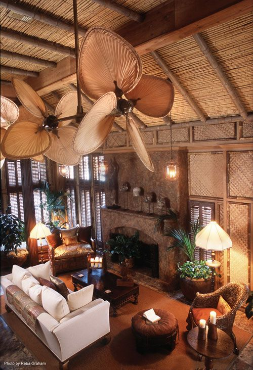 ceiling fan for great room