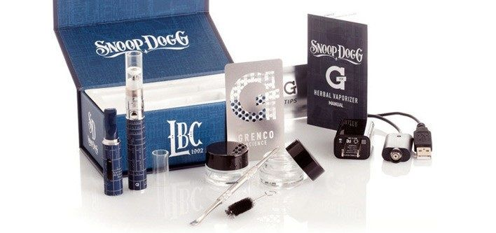 $49 for a Snoop Dogg Dry Herb G-Pen Kit - ($110 Value)