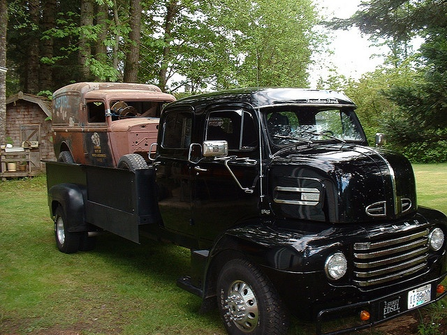 1948 Ford Cab-over-2 | Flickr - Photo Sharing!