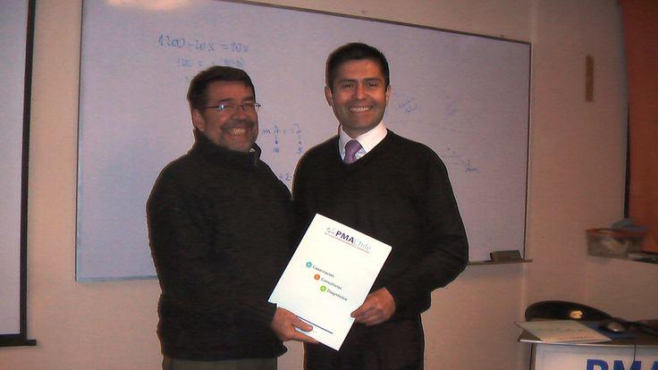 Felicitaciones José Salazar!!!