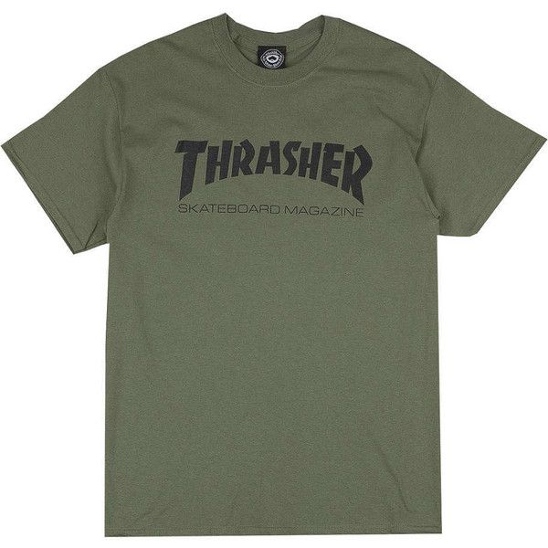 Thrasher Skate-Mag T-Shirt Quick and easy ordering in the Blue Tomato online shop. The Thrasher Skate-Mag T-Shirt.