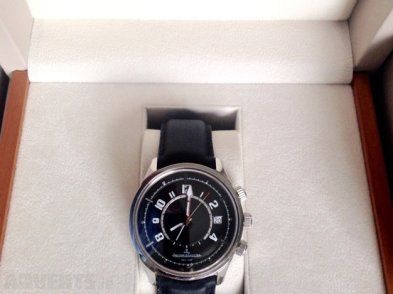 Jaeger Lecoultre Limited Edition Aston Martin Stainless Steel Amvox1 For Sale in Dublin 2, Dublin from Alastair Davis Jewellery & Watch Consultant