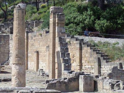 ΡΟΔΟΣυλλέκτης: Κάμειρος ή Κάμιρος: Αρχαία πόλη στο νησί της Ρόδου...