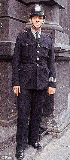 Image result for 1960s london police uniform