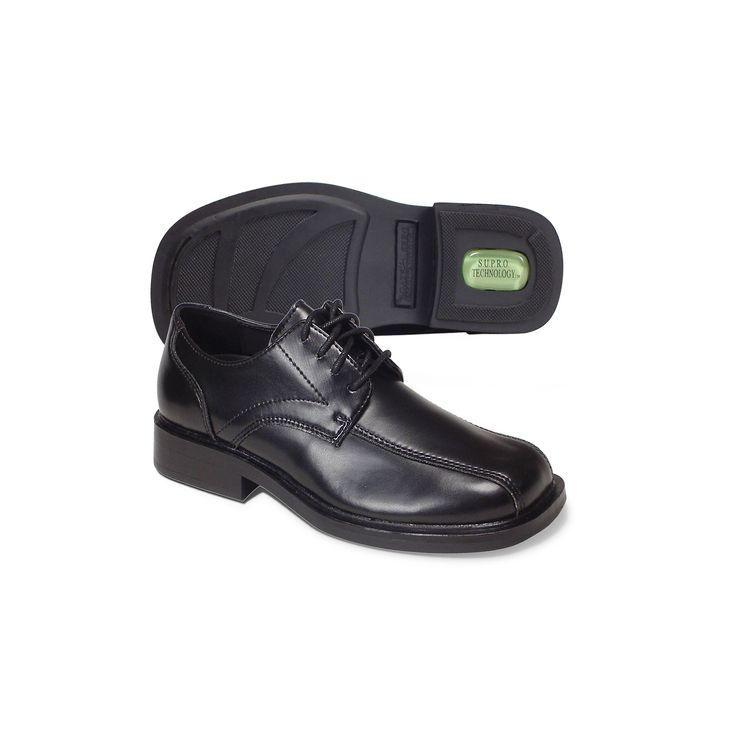 Deer Stags Gabe Toddler Boys' Dress Shoes, Boy's, Size: 10.5T, Black